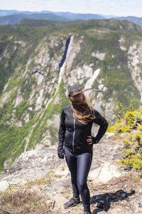 Acropole des Draveurs, Charlevoix, Photographie, Défis des 5 sommets